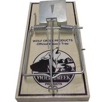 Wolf Creek Weasel/Rat Trap #WCPRT